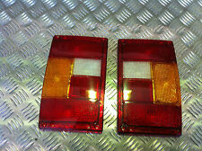 Range Rover Classic Replacement LH+RH Rear Tail Lights RTC5552 RTC5551