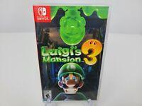 Nintendo Luigi's Mansion 3 (Nintendo Switch, 2019)