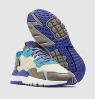 Adidas Originals Nite Jogger Men's shoes size 11 stdesa/brown EE5905