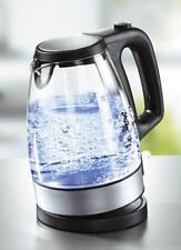 Glaswasserkocher 2 Liter ~ 2000 Watt  kabellos 360° ~ Abschaltautomatik ~ LED