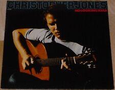 CHRISTOPHER JONES - No Looking Back  LP