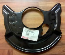 Daihatsu Sirion 05-09 N/S Front Brake Plate Genuine part number 4778297402 NOS
