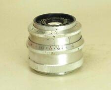 Industar-50 Russian rangefinder 3,5/50mm M39 Lens USSR #6640469