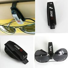 NiX 035 Car Accessories Sunglass Holder Clip Car Eyeglass Holder Interior Clip
