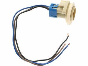 For 1989-1991 Chevrolet C2500 Parking Light Bulb Socket SMP 49857RD 1990
