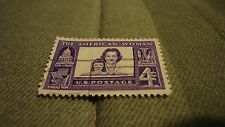 The American Woman 4 Cent U.S. Postage Stamp Used