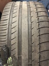 TYRE 265/35/ZR21 101Y XL MICHELIN PILOT SPORT PS2 **5MM** TESTED x1
