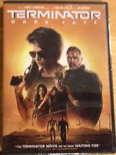 Terminator Dark Fate Dvd, New Free Shipping