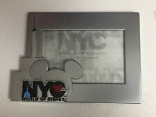 "Walt Disney World and Resorts Nyc 4"" X 6"" Picture Frame #X-199"