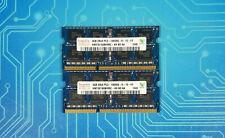 New listing 8Gb (2x4Gb) Pc3-10600s Ddr3-1333Mhz 2Rx8 Non-Ecc Hynix Hmt351S6Bfr8C-H9