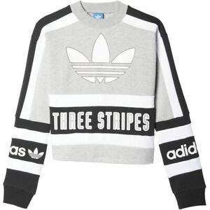 [AY8599] Womens Adidas Originals Sweatshit