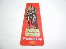WINFIELD CUP 1986 GRAND FINAL PATCH - PARRAMATTA EELS CANTERBURY BULLDOGS JERSEY