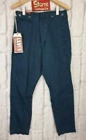 Levis Vintage Clothing LVC 1920s Chino Tapered Work Brace Chino Pants 26 28 £235