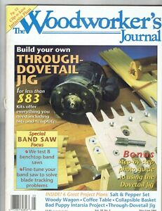 Woodworker's Journal May June 1994 Volume 18 Number 3 Back Issue Magazine