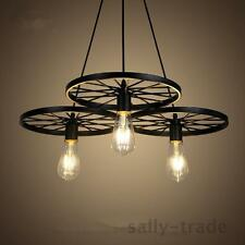 Loft Chandeliers Vintage Ceiling lights Fitting Home Shop Bar Pendant Lamp Decor