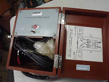 James G. Biddle 55030 / AVO MEGGER 550030 Auxiliary Transformer Turns Ratio TTR