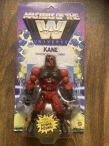 Masters Of The WWE Kane  Masters Universe Motu Origins Trap Jaw