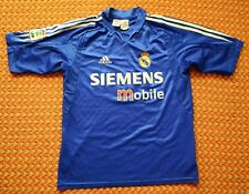 2004 - 2005 Real Madrid, Third Football Shirt by Adidas, Boys XL, 176