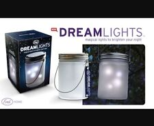 FRED & FRIENDS DREAMLIGHTS Rechargeable Flickering Lights Night Light * RARE!