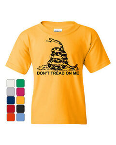 Don't Tread On Me Youth T-Shirt
