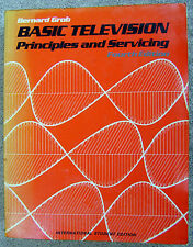 Basic Televison - Principles and Servicing by Bernard Grob (4th Edition)