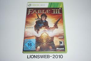 Microsoft Xbox 360 Spiel - Fable III