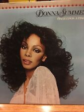 Donna Summer ‎– Once Upon A Time - Double Lp - 1977 Casablanca ‎Records