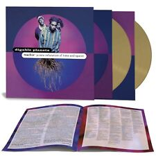 Digable Planets Reachin New Refutation of Time & Space 25th GOLD VINYL LP Record
