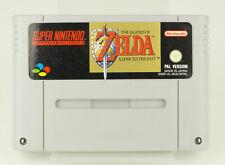 Super Nintendo *The Legend of Zelda: A Link to the Past* SNES Modul deutsch