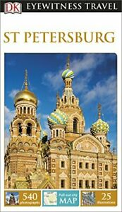 DK Eyewitness Travel Guide St Petersburg by DK Travel Book The Cheap Fast Free