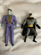 1993 Kenner Batman With Cape And Joker No Accessories