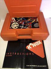 K'nex Basic Set With Case