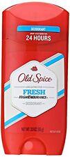Old Spice High Endurance Deodorant, Fresh 3 oz Each