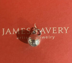 James Avery Volleyball 3D Bracelet Charm Sterling Silver Used