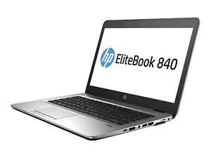 HP ELITEBOOK 840 G3 - i7-6600u, 8GB RAM, 256GB SSD, Intel FHD Graphics+ Warranty