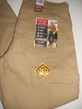 NWT LEVIS JEANS 40 x 32 Signature CARPENTER Mechanic Khaki Tan Utility Pants