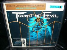 Touch Of Evil orson welles , janet leigh , charlton heston ( soundtrack )