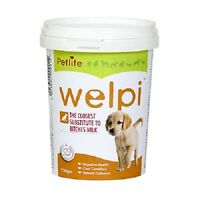 Welpi Milk Substitute Dog & Puppies 250g, Premium Service, Fast Dispatch