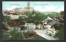 Fribourg ( Friburgo / Svizzera ) : Basse Ville -cartolina non viaggiata anni '30