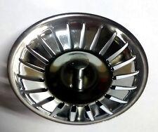 Tappo lavello UNIVERSALE cestello lavandino acciaio