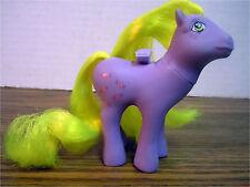 YUM YUM Flutter Ponies My Little Pony G1 Vintage