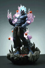 "SOTA TOYS CAPCOM STREET FIGHTER IV ONI AKUMA STATUE 12"" 1/6 SCALE LIGHT UP NEW"