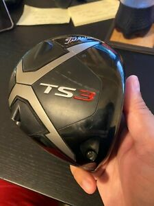 Titleist TS3 Driver 9.5 Head Only