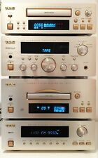 Teac H500 REFERENCE SERIE HiFi Lettore CD Radio Amplificatore Piastra A Cassette