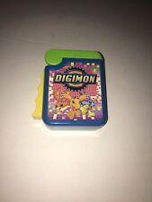Rare Digimon Digital Monsters Trading Card Dispenser Belt Clip 2000