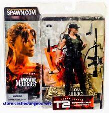 Sarah Connor (Ball Cap) Terminator 2 Movie Maniacs Series 5 McFarlane Toys