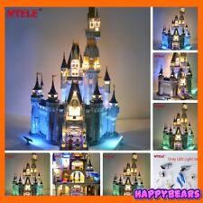 LIGHT BRICKS - LED Light kit for LEGO Cinderella Princess Castle 71040