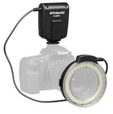 Polaroid Macro LED Ring Flash & Light For The Canon Digital EOS Rebel SL1 (10...