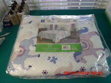 MAINSTAYS PONY KIDS BED- IN A- BAG 5 PIECE