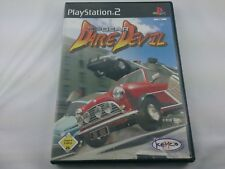 Top Gear Dare Devil Sony PlayStation 2 2000 DVD Box PS2 PAL Spiel Game